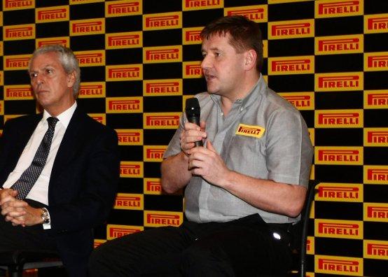 """Paul Hembery: """"La griglia di F1 2012 è probabilmente la migliore di sempre"""""""