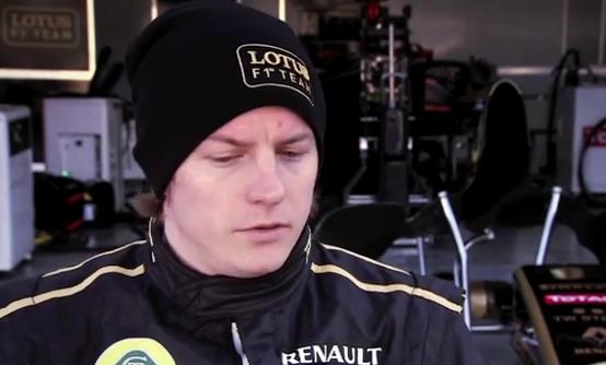 Seconda giornata di test per Kimi Raikkonen a Valencia