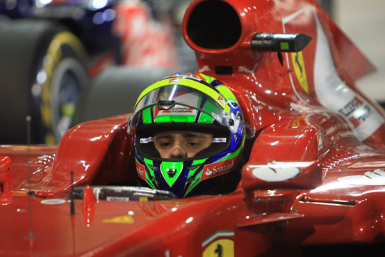 Ferrari, Massa porterà al debutto la nuova vettura a Jerez