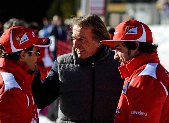 """Wrooom, Montezemolo: """"Ormai è una tradizione da rispettare per la Ferrari"""""""