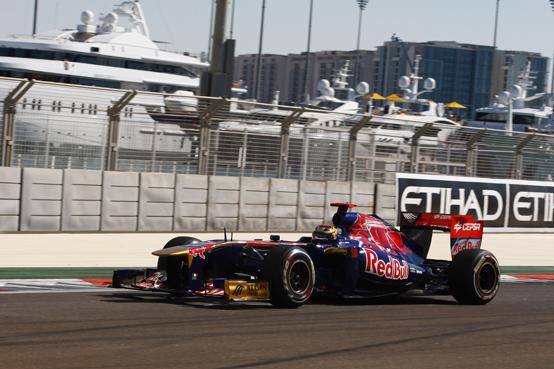 La nuova Toro Rosso debutterà nei test di Jerez