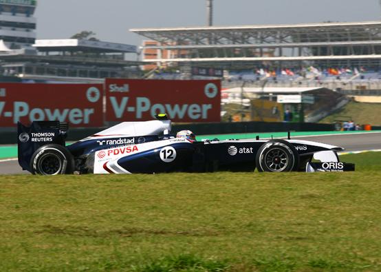 La Embratel potrebbe essere il nuovo sponsor di Williams