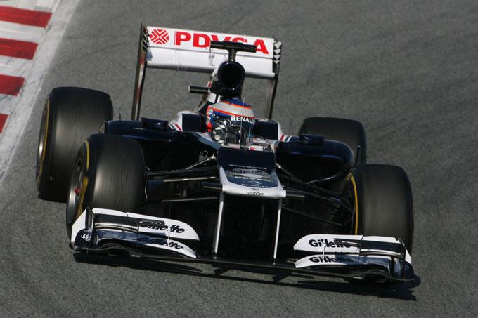 """Valtteri Bottas: """"I motori Renault sono migliori di quelli Cosworth"""""""