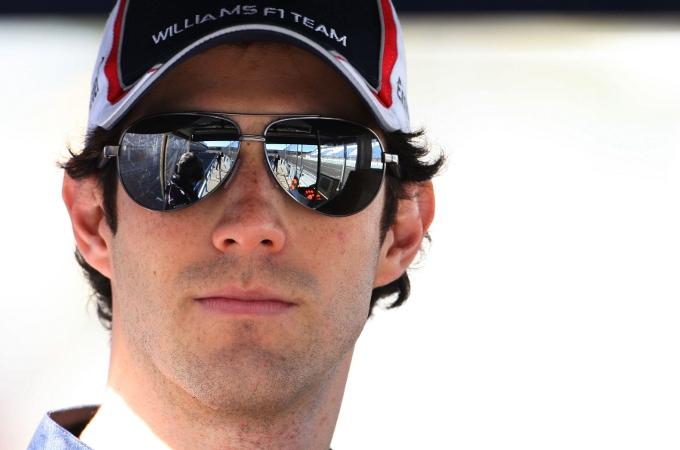"""Bruno Senna: """"A Barcellona sapremo qualcosa in piu' sulla competitività della Williams"""""""