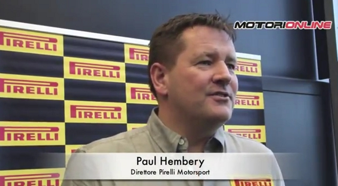 Test F1 a Jerez: intervista esclusiva a Paul Hembery, Direttore di Pirelli Motorsport