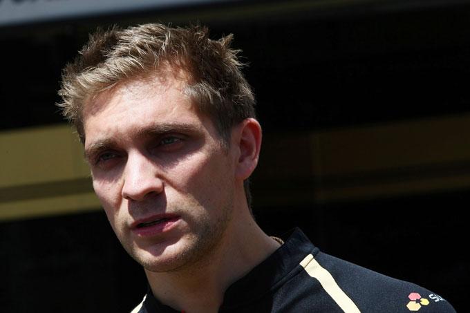 Gli sponsor stanno bloccando Vitaly Petrov