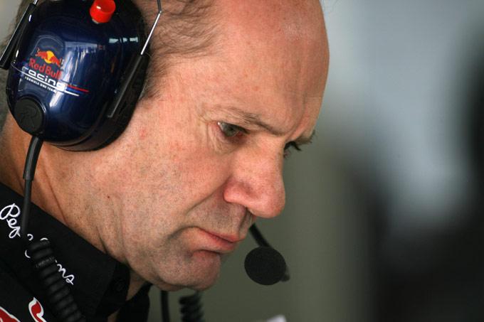 La Williams ammette di aver fatto un errore lasciando andare Newey