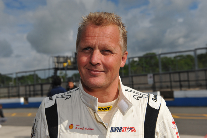 La Fia ha scelto Johnny Herbert