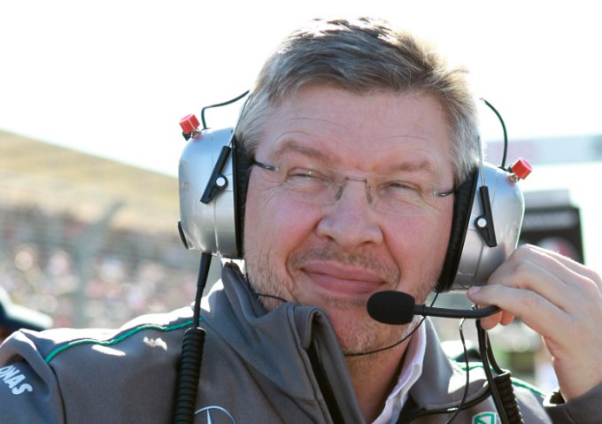 Mercedes, Ross Brawn attacca i teams rivali riguardo i layout dei diffusori