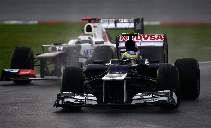 """Williams, Bruno Senna: """"Sono entusiasta del risultato di oggi"""""""
