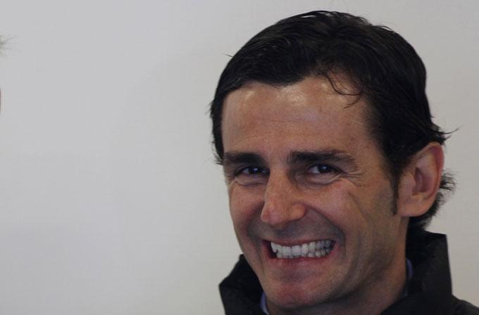 """Pedro de la Rosa ammette che l'HRT è il """"peggior"""" team in F1"""