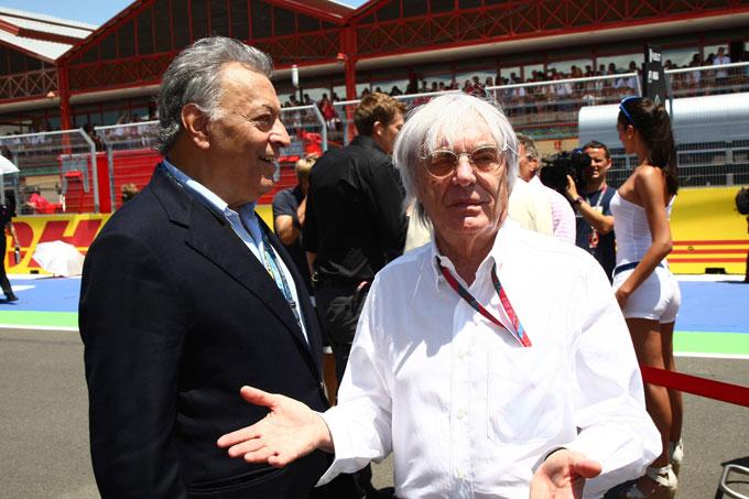 Dal 2013 la Spagna avrà un solo GP