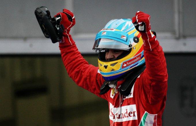 """Ferrari, Fernando Alonso: """"Abbiamo vinto, ma c'è ancora tanto lavoro da fare"""""""