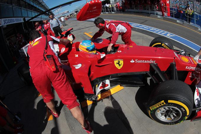 """Alonso: """"Ferrari correrà ancora in difesa in Malesia"""""""