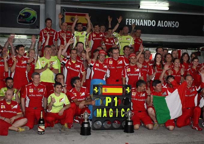 """Ferrari, Domenicali: """"Un successo incredibile"""""""
