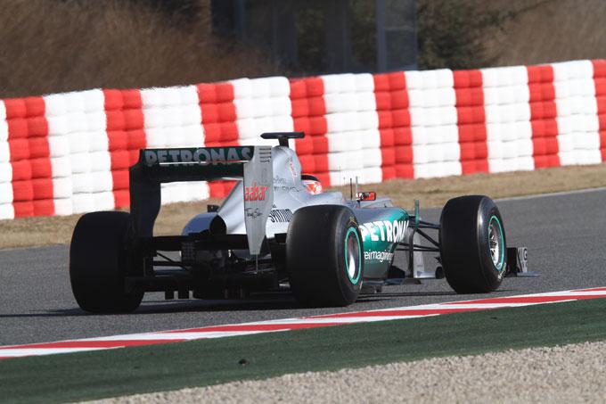 FIA ribadisce la legalità dell'ala posteriore Mercedes