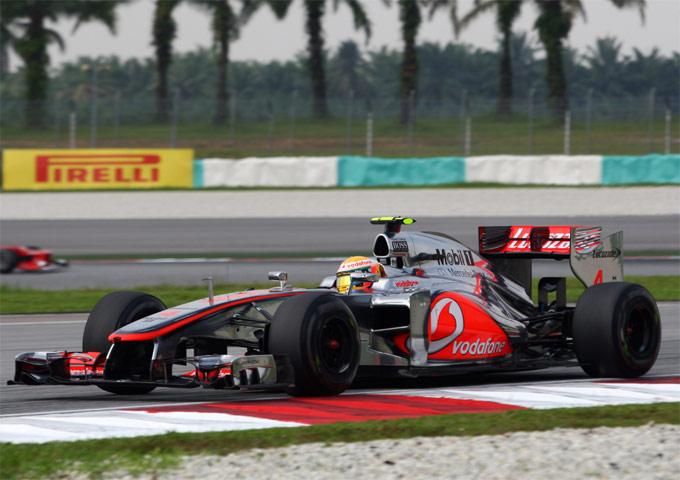 GP Malesia, Prove Libere 2: Hamilton ancora davanti