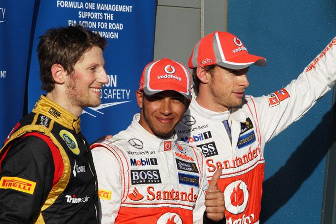 F1 GP Australia 2012 - Foto Qualifiche e Prove Libere 3 - Sabato