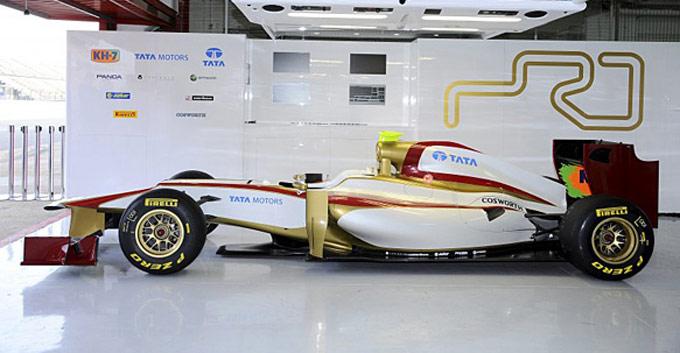 HRT, finalmente il momento della F112