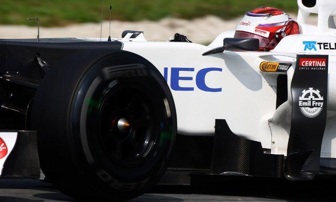 Sauber a Sepang: Problemi di bilanciamento per Kobayashi e Perez nelle prove libere