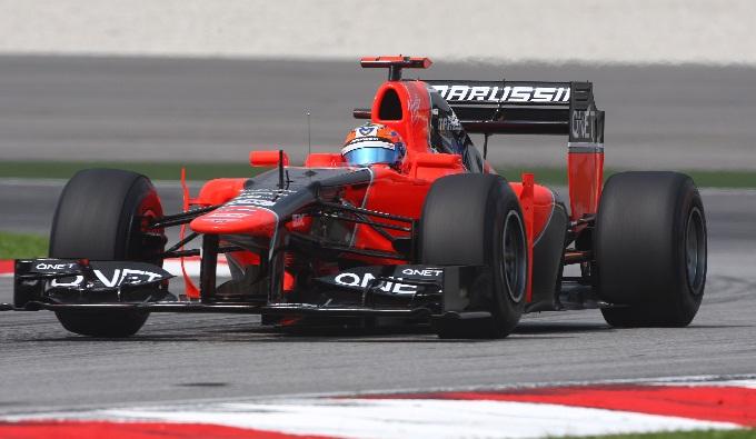 """Marussia, Glock: """"La macchina non è ancora perfetta"""""""