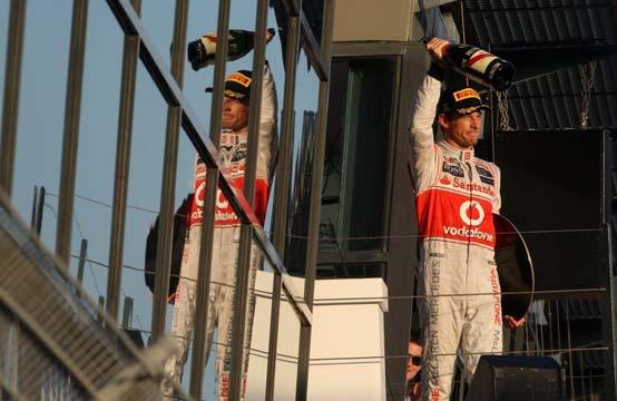 Pagelle del Gran Premio d'Australia