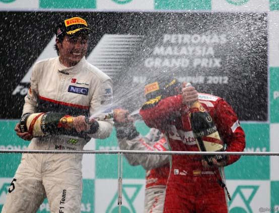Pagelle del Gran Premio della Malesia