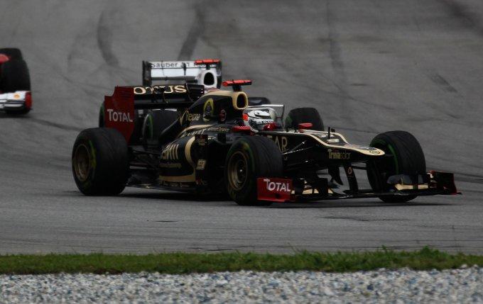 """Lotus, Kimi Raikkonen: """"Speriamo di poter avere una gara normale la prossima volta"""""""