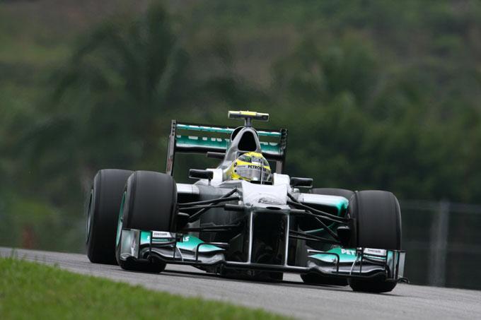 GP Malesia, Prove Libere 3: Rosberg il più veloce