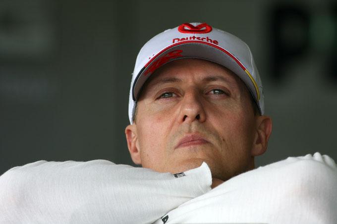 Michael Schumacher è certo che l'ottimo passo della Mercedes possa portare ad un'ottima stagione