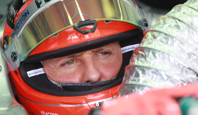 """Mercedes, Schumacher: """"Dobbiamo lavorare ancora molto in gara"""""""