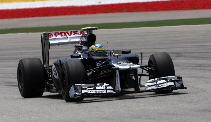 """Williams, Senna: """"Abbiamo una buona macchina per domani"""""""