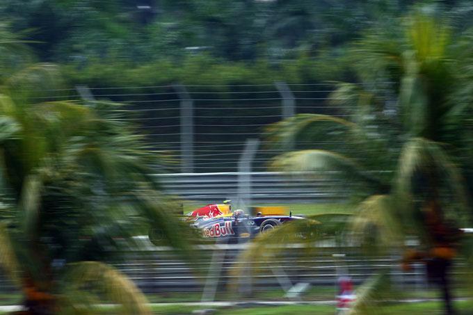 La FIA conferma una sola zona DRS in Malesia