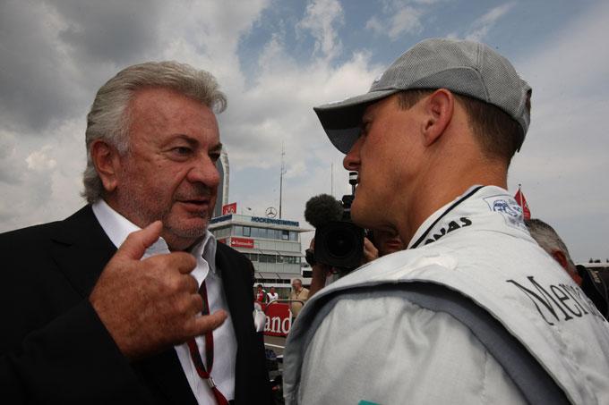 Willi Weber si ritira dalla F1