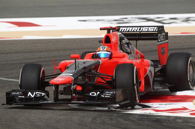 """Marussia, Glock: """"Weekend da dimenticare"""""""