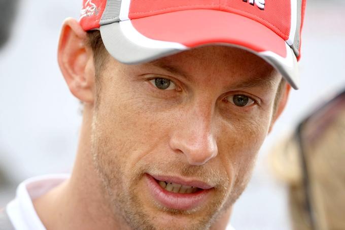 """Button: """"Il margine con la Mercedes si ridurrà in gara"""""""