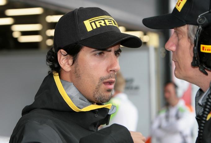 """Lucas Di Grassi: """"Con Pirelli potro' fare una buona preparazione"""""""
