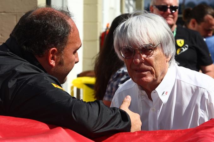 """Ecclestone: """"Punteggi differenziati per le gare"""""""
