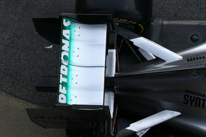 FIA, probabili nuove verifiche su f-duct Mercedes in Cina
