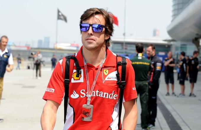 """Ferrari, Alonso: """"Un po' di relax prima del Bahrain"""""""
