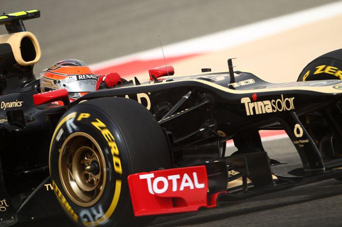 "Grosjean: ""La Lotus può vincere"""