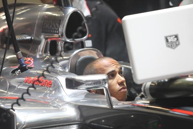 GP Bahrain 2012 - Foto del Giovedi