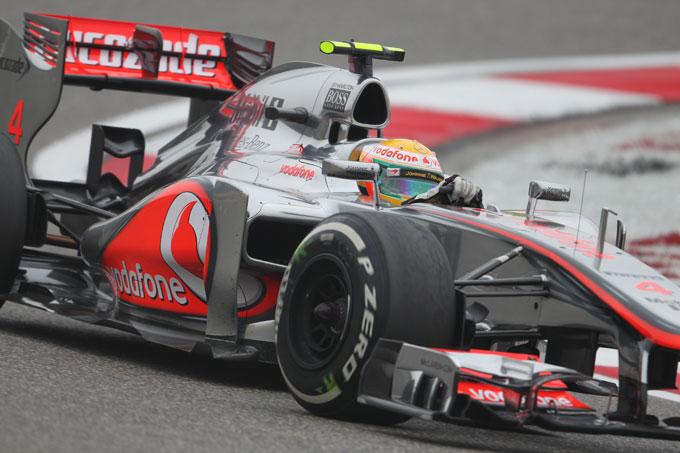 GP Cina, Prove Libere 3: Hamilton precede Button e le due Mercedes
