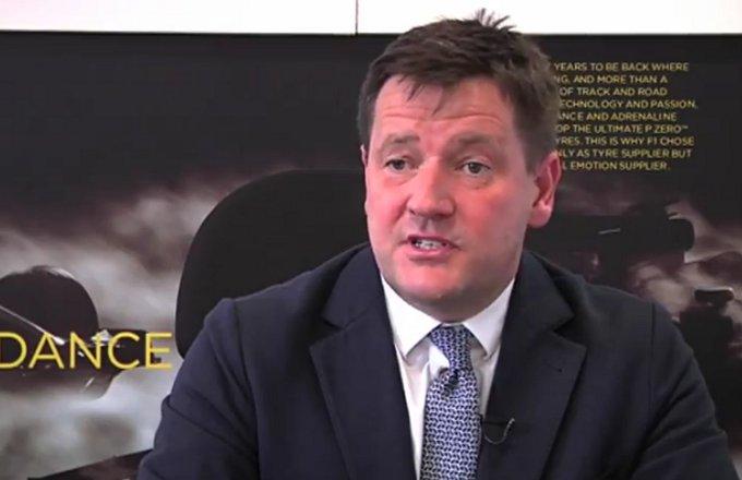 Pirelli: Intervista a Paul Hembery alla vigilia del Gran Premio di Cina