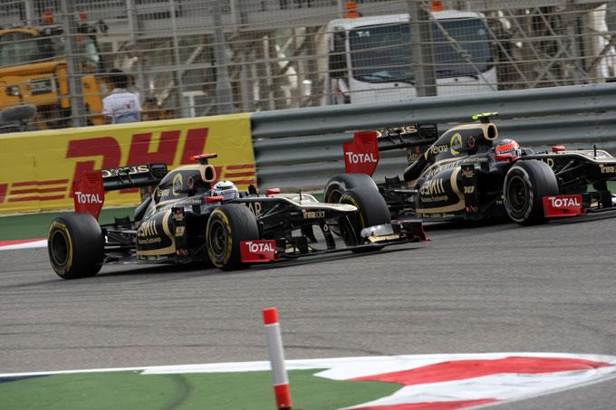 Lotus, ordine di scuderia per Grosjean in Bahrain