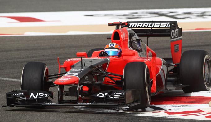 """Marussia, Glock: """"Giornata difficile per noi"""""""