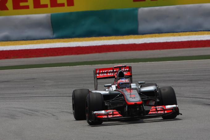 """McLaren: """"Aggiornamenti in tutte le zone della vettura in Cina"""""""