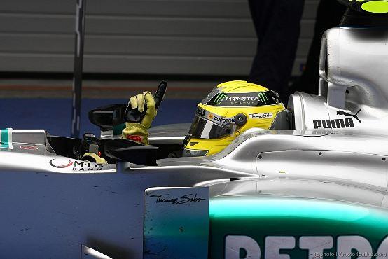 Pagelle del Gran Premio della Cina