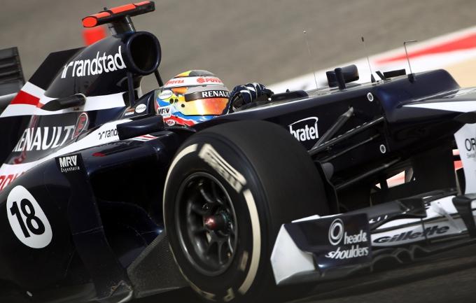 Penalizzazione di cinque posizioni in griglia per Pastor Maldonado