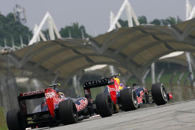Red Bull e Toro Rosso: i rookie test ad Abu Dhabi